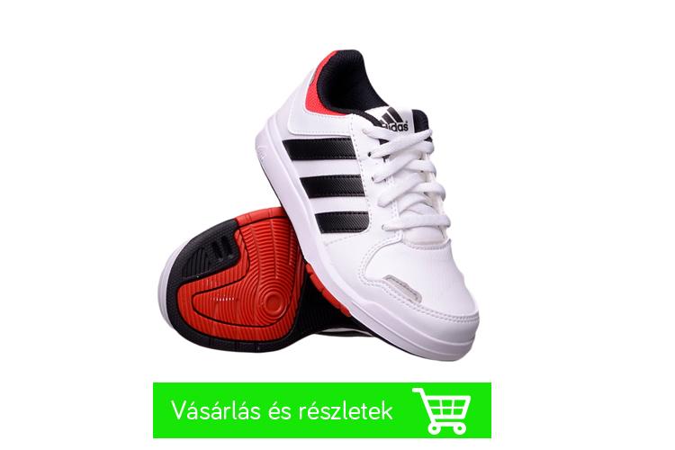 680188ab5c Adidas Performance LK TRAINER 6 CF K Akciós ár: 9999 Ft. adidas gyerekcipő  kisfiú sportfactory globalplaza