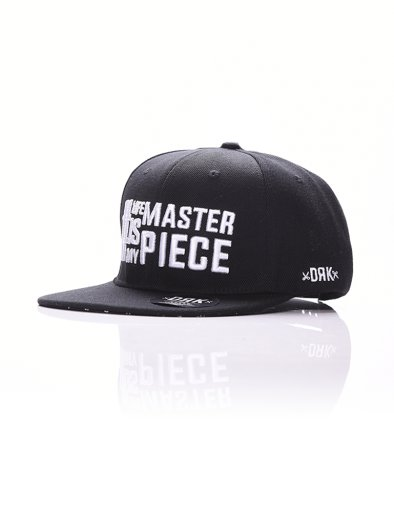 LIFEISMY SNAPBACK BLACK