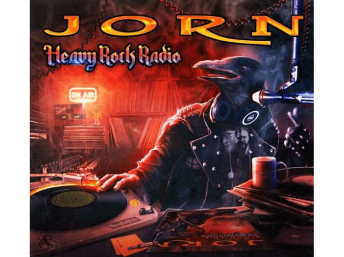 Heavy Rock Radio CD