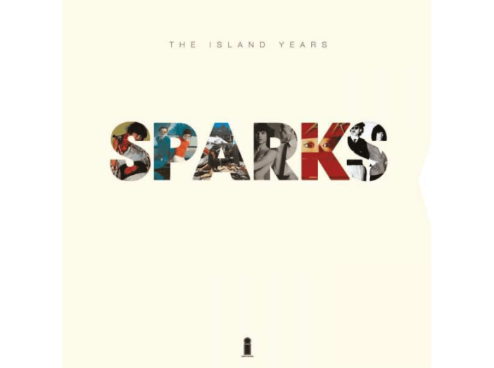 The Island Years LP