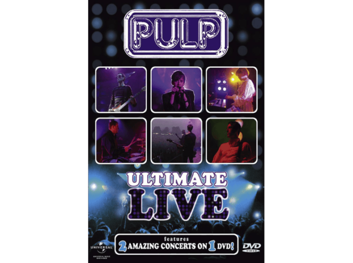 Ultimate Live (DVD)