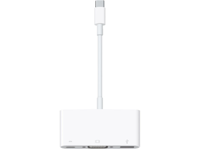 USB-C VGA multiport adapter (mj1l2zm/a)