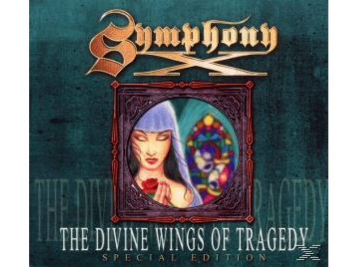 The Divine Wings of Tragedy CD