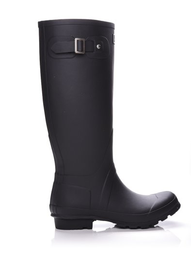 LONG MATT BLACK BOOT