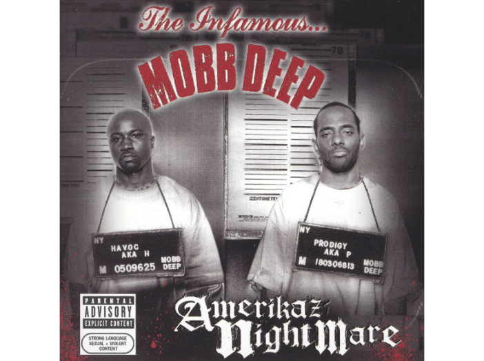 Amerikaz Nightmare CD