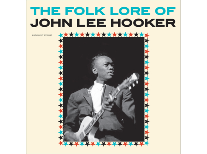 The Folk Lore of John Lee Hooker LP