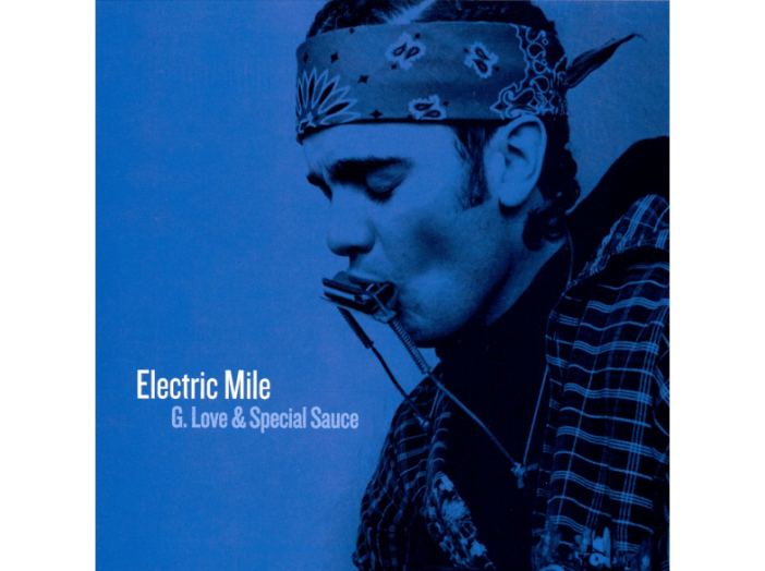 Electric Mile CD