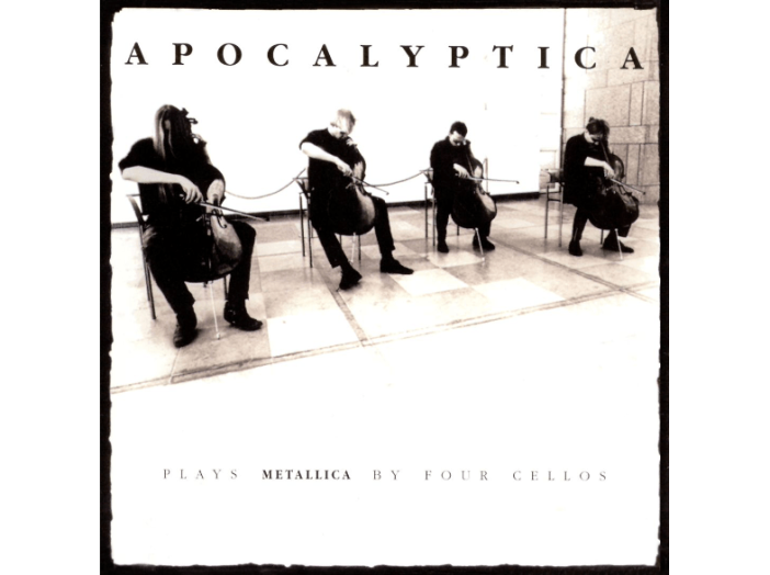 Plays Metallica by Four Cellos CD