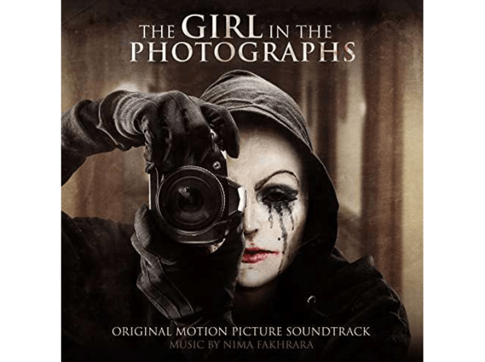 The Girl in the Photographs (Original Motion Picture Soundtrack) CD