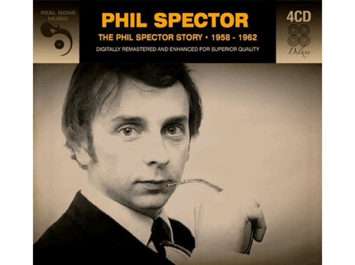 The Phil Spector Story 1958-1962 CD