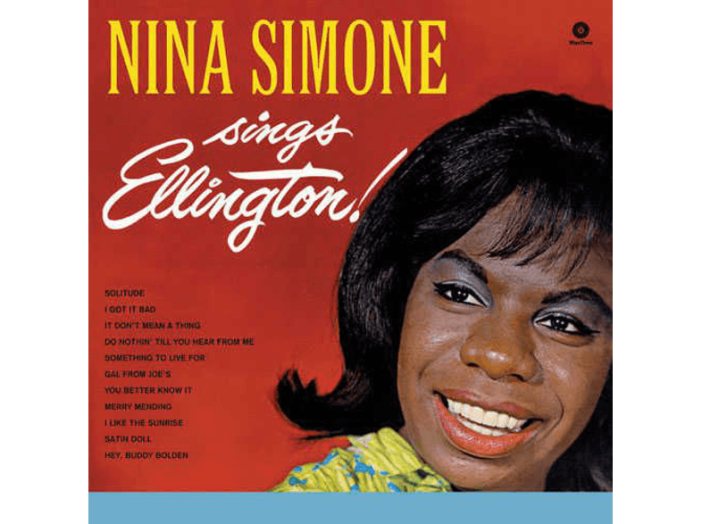Sings Ellington! LP