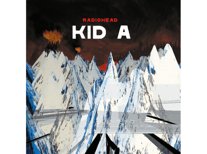 "Kid A (10"" HQ) LP"