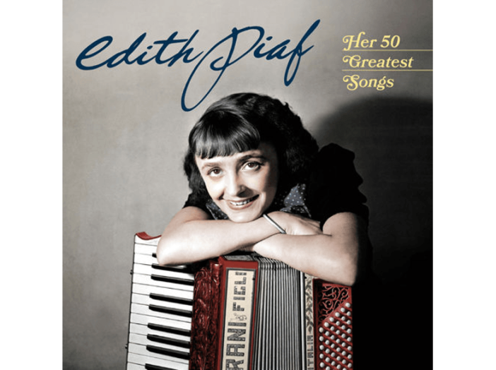 Her 50 Greatest Songs CD