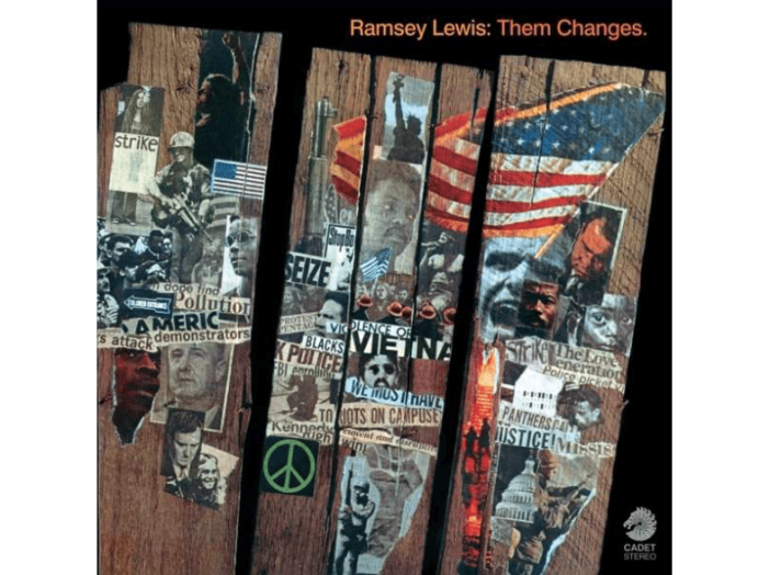 Them Changes CD