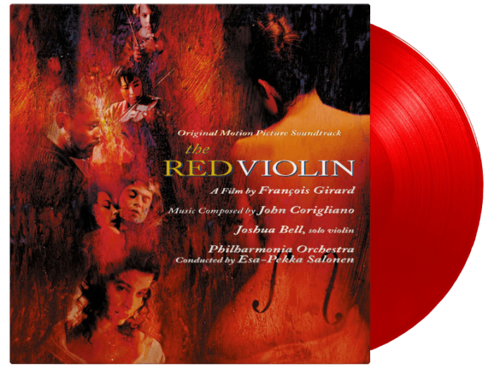 The Red Violin (Original Motion Picture Soundtrack) (A vörös hegedű) LP