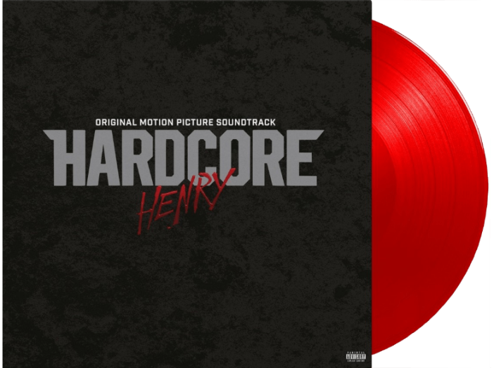 Hardcore Henry (Original Motion Picture Soundtrack) LP