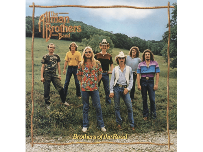 Brothers of the Road LP