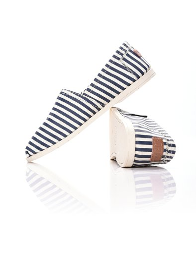 SAILOR W NAVY STRIPE