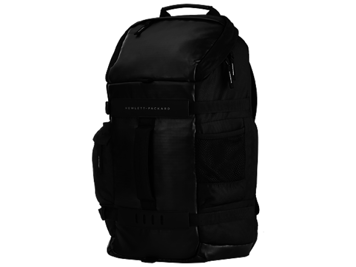 HP 15.6 Black Odyssey Backpack notebook hátitáska