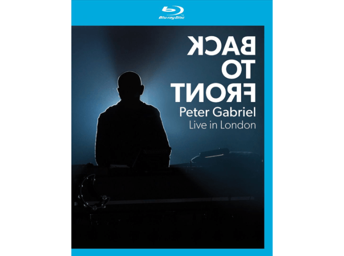 Back to Front - Live in London Blu-ray