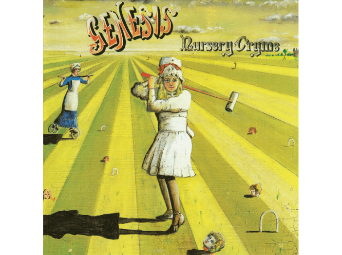 Nursery Cryme LP
