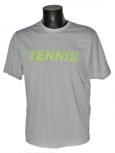 TENNIS READ TEE - POLY