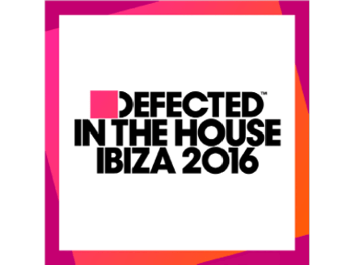 Defected In The House Ibiza 2016 CD