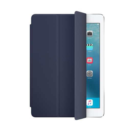 Apple - Smart Cover 9,7 hüvelykes iPad Próhoz – éjkék