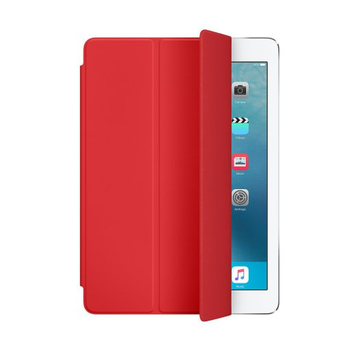 Apple - Smart Cover 9,7 hüvelykes iPad Próhoz – (PRODUCT)RED