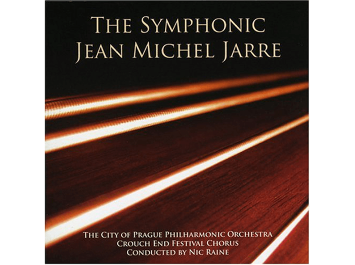 The Symphonic Jean Michel Jarre CD