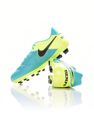 Mens Nike Tiempo Genio Leather II (FG)