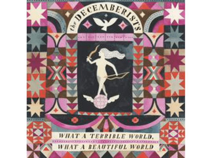 What A Terrible World, What A Beautiful World CD