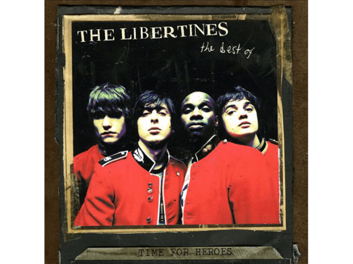 Time for Heroes - The Best of The Libertines CD