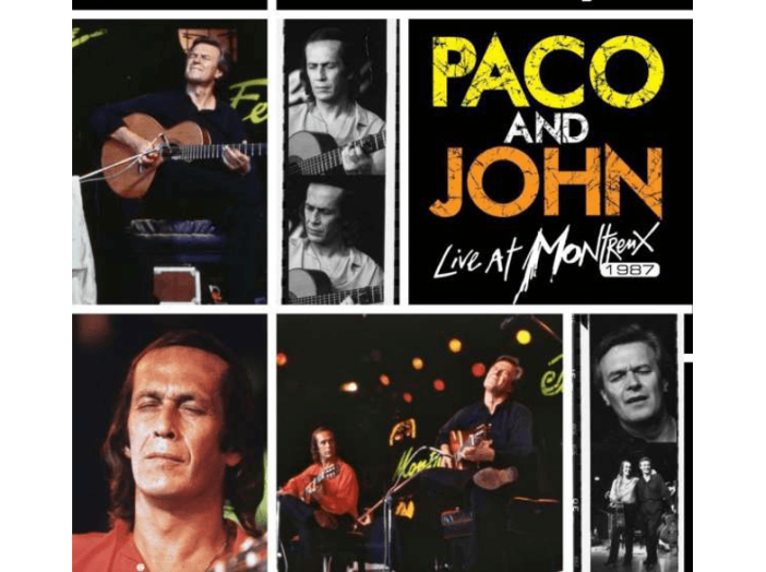 Paco and John - Live At Montreux 1987