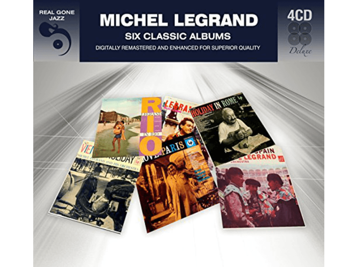 Six Classic Albums (Deluxe Edition) CD