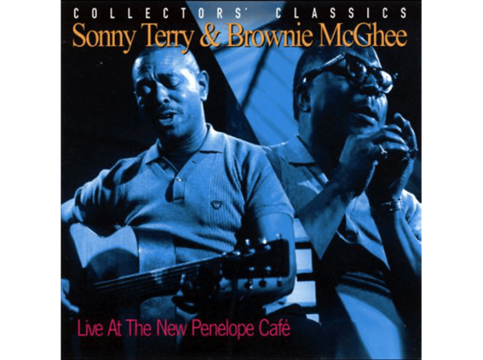 Live at the New Penelope Cafe LP