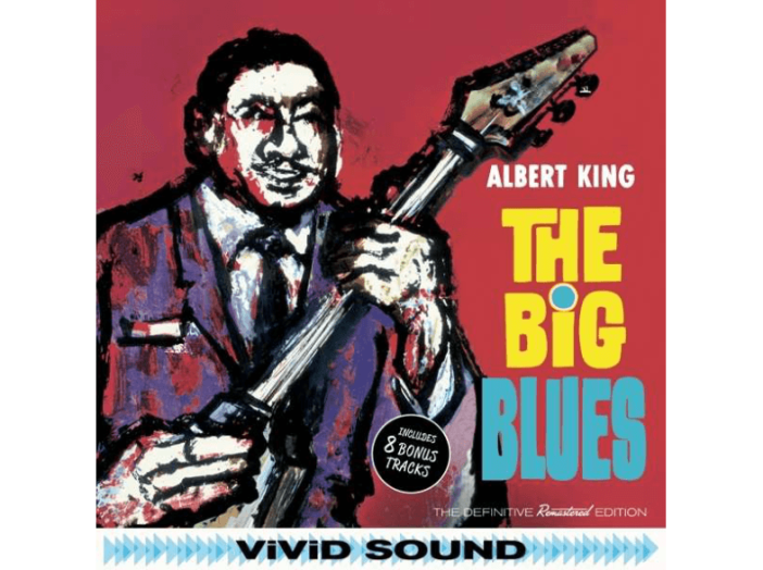 The Big Blues CD