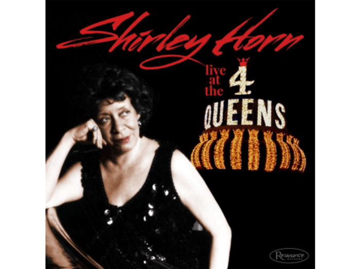 Live at The Four Queens CD
