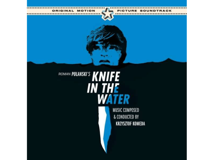 Knife in the Water (Original Motion Picture Soundtrack) (Kés a vízben) CD