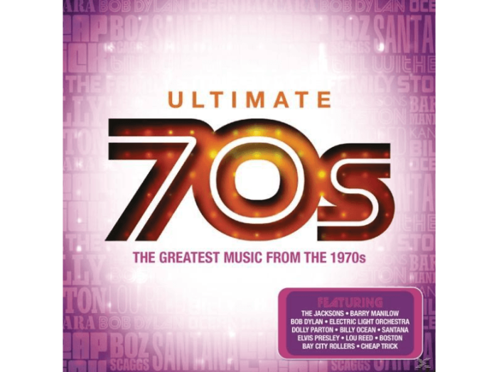 Ultimate...70s (CD)