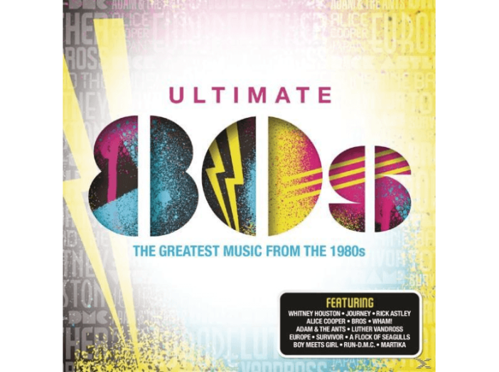 Ultimate... 80s (CD)