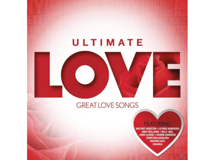 Ultimate... Love (CD)