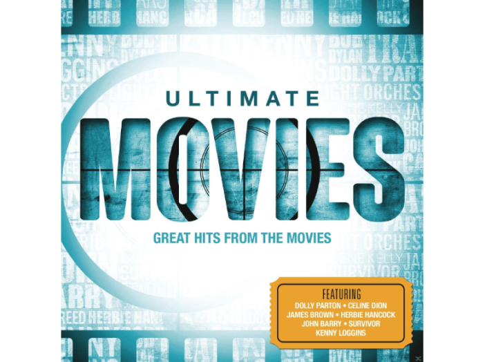 Ultimate... Movies (CD)