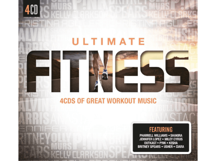 Ultimate... Fitness (CD)