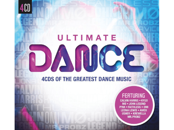 Ultimate... Dance (CD)
