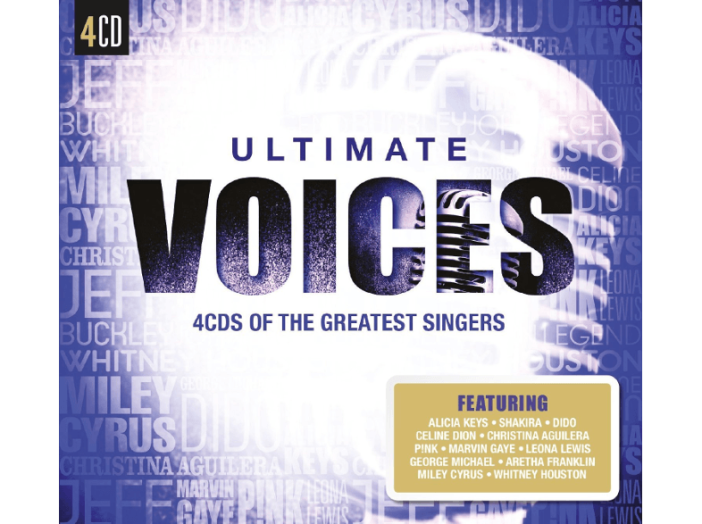 Ultimate... Voices (CD)