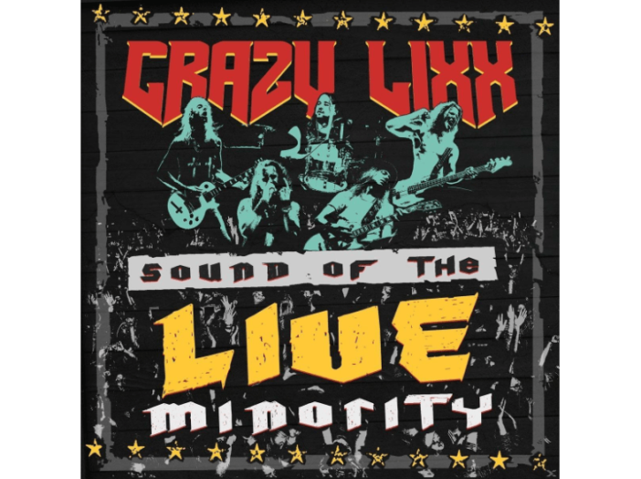Sound of the Live Minority (CD)
