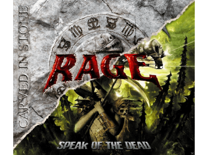 Carved In Stone - Speak Of The Dead (CD)