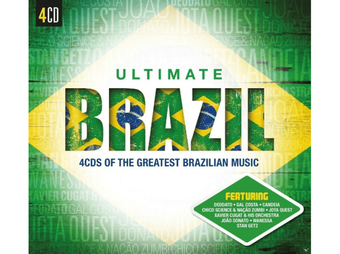 Ultimate... Brazil (CD)