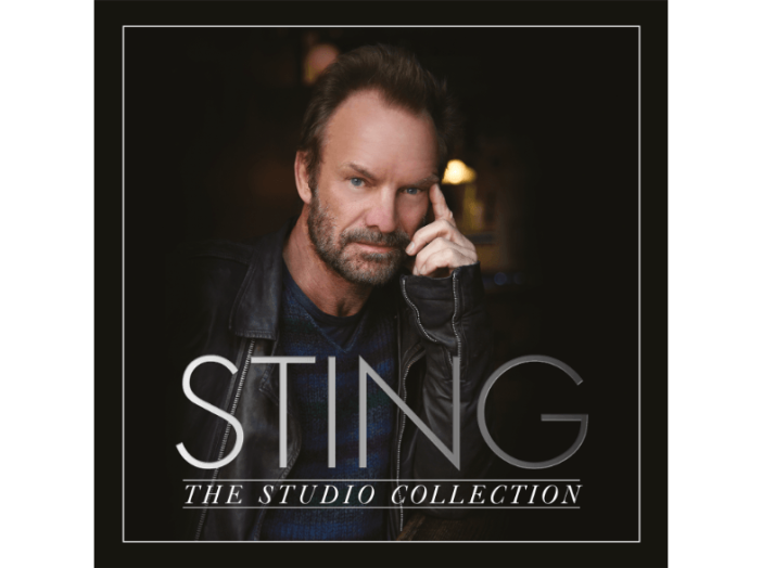 The Studio Collection (Limited Edition Box Set) LP